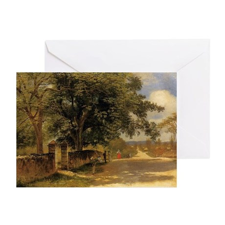 Alfred Bierstadt Greeting Cards (Pk of 10)