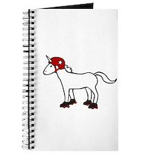 Roller Derby Unicorn Journal