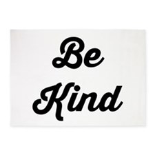 Be Kind 5'x7'Area Rug