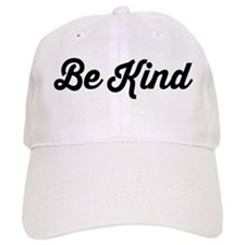 Be Kind Baseball Baseball Cap