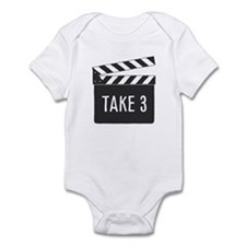 Take 3 Baby Body Suit