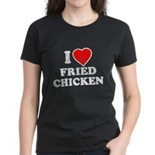 I Love [Heart] Fried Chicken Tee