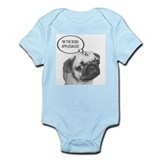 I'm the boss Applesauce! Infant Bodysuit
