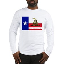 Cute State texas Long Sleeve T-Shirt