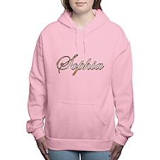 Sophia Women's Hooded Sweatshirt