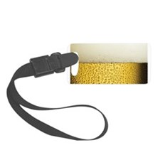 Beer Luggage Tag
