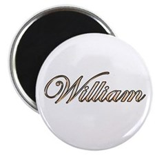 "William 2.25"" Magnet (10 pack)"