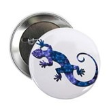"Blue Gecko 2.25"" Button"