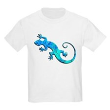 Malachite Blue Gecko T-Shirt