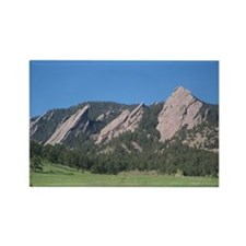 Cute Mountain Rectangle Magnet (100 pack)