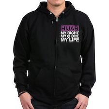 Hijab Zip Hoodie