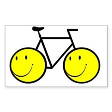 Happy Bike Decal
