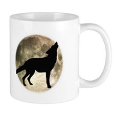 Coyote Howl Moon Mug