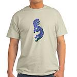 Blue Kokopelli Light T-Shirt