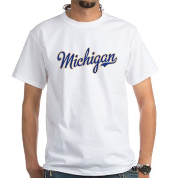 Michigan stickers, t-shirts, mugs, hats, souvenirs and many more great gift ideas.