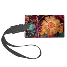 Wild child flowers! Luggage Tag