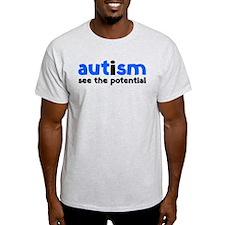 autismPoten1D T-Shirt