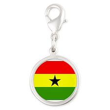 Ghana Flag Charms
