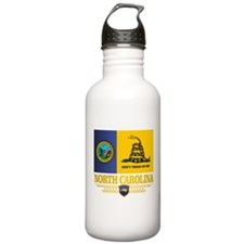 North Carolina Gadsden Water Bottle