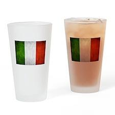 I Love Italy Drinking Glass