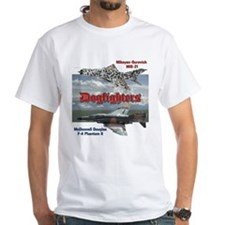 Dogfighters: F4 vs MiG-21 Shirt