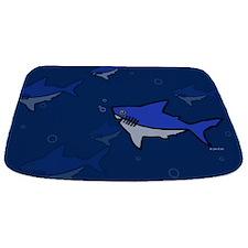Shark Bathmat