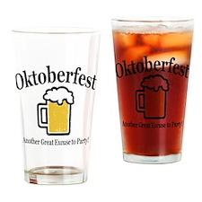 Oktoberfest Drinking Glass