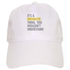 Brooklyn Thing Baseball Cap