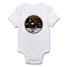 Apollo 11 45th Anniversary Infant Bodysuit