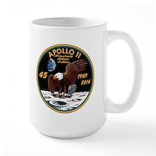 Apollo 11 45th Anniversary MugMugs