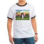 Bright Country/Border Collie Ringer T