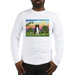 Bright Country/Border Collie Long Sleeve T-Shirt