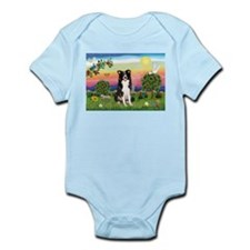 Bright Country/Border Collie Infant Bodysuit