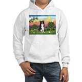 Bright Country/Border Collie Hoodie