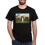 Bright Country/Border Collie Dark T-Shirt