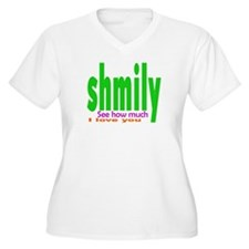 Funny Couples valentine T-Shirt