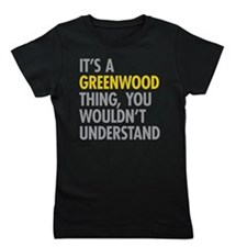 Greenwood Thing Girl's Tee