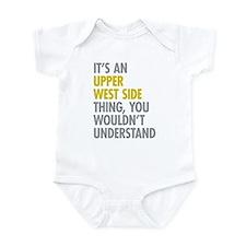 Upper West Side Thing Infant Bodysuit
