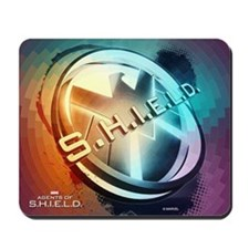 MAOS Shield Abstract Mousepad