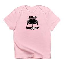 Jump Around Trampoline Infant T-Shirt