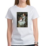 Ophelia & Cavalier Women's T-Shirt