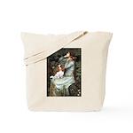 Ophelia & Cavalier Tote Bag