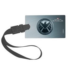 Agents of Shield Luggage Tag