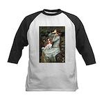Ophelia & Cavalier Kids Baseball Jersey