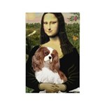 Mona's Cavalier Rectangle Magnet (10 pack)