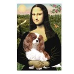 Mona's Cavalier Postcards (Package of 8)