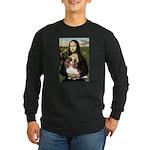 Mona's Cavalier Long Sleeve Dark T-Shirt