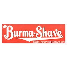 3-url Bumper Bumper Sticker