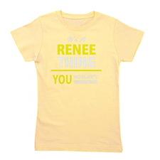 Cute Renee Girl's Tee