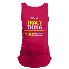 Cute Tracy Maternity Tank Top
